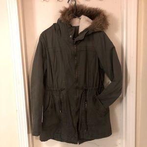 Glamsia cargo fall/winter jacket